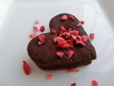アフターエステのバレンタインお菓子