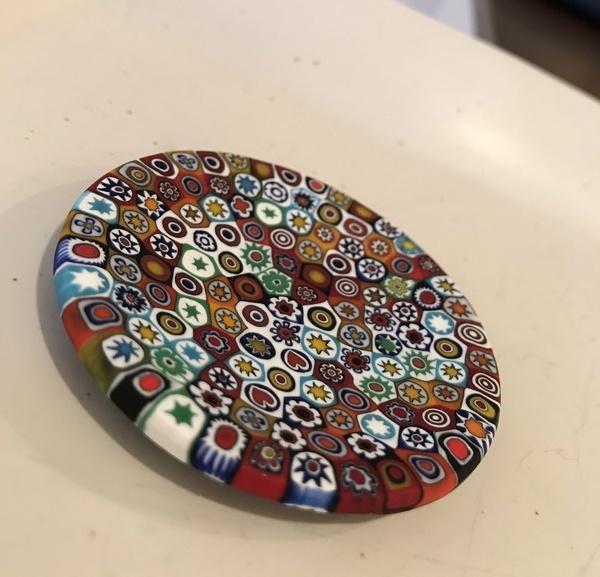 ベネチアングラスの小皿